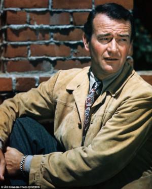Kingpin: Born Marion Robert Morrison, the screen legend know as John ...