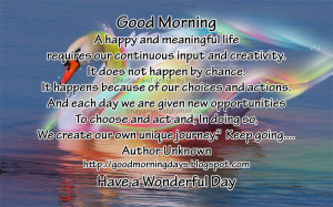 ... self improving inspiring quotes at 10 25 am labels good morning quotes