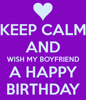 happy birthday pictures for my boyfriend
