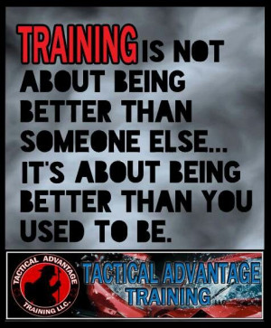 ... training, hard to deal with on wicked busy shifts but so worth it