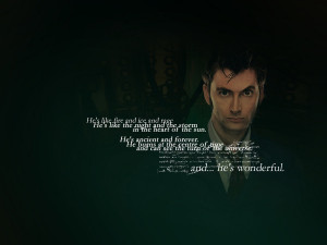 Doctor Who Doctor Who