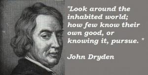 John dryden quotes 5