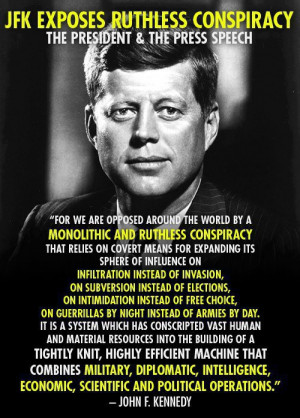 what our political leaders have said about the invisible government ...