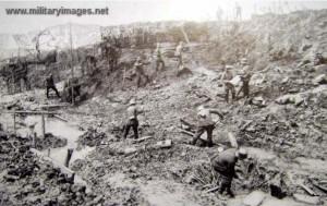 World War 1 Trench System