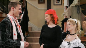 Allison Gibson, who departed the Reba McEntire sitcom after its first ...