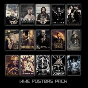 images of wwe 15 posters pack by all4 xander on deviantart wallpaper