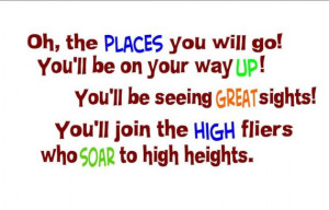 Dr Seuss Oh the Places You'll Go FUN Children Play Room\/Toddler ...