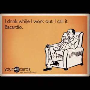 Bacardio anyone?!?!?! #workout # ...
