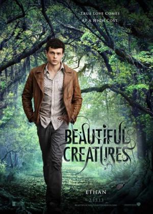 Beautiful Creatures (2013) Movie Poster (Version 05)
