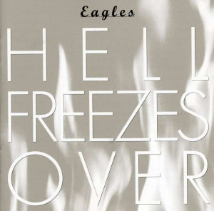 Eagles: Hell Freezes Over auf CD