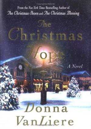 "... marking ""The Christmas Hope (Christmas Hope, #3)"" as Want to Read"