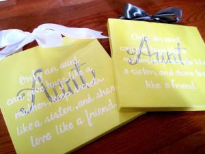 Special Aunt Quotes This aunt quote has always