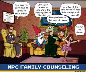 Family Therapy...
