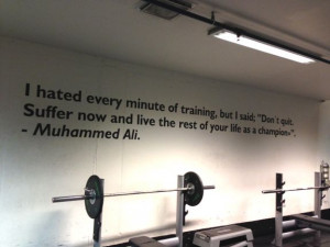 Athletic Quotes Love the quotes they have on