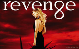 Revenge TV Series Wallpaper