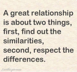 great relationship quotes relationships quote respect relationship ...