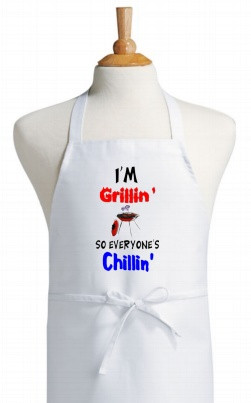 Personalized Aprons Custom For...