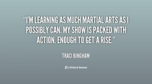 Martial Arts Quotes Of Wisdom