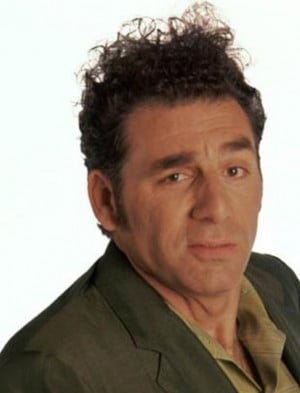 Michael Richards - Seinfeld's one and only Cosmo Kramer
