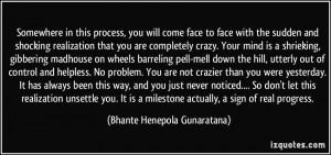 More Bhante Henepola Gunaratana Quotes
