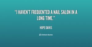 Nail Salon Quotes
