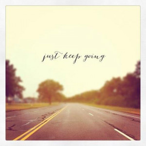 keep going2