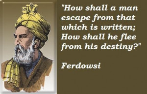 Ferdowsi quotes 4