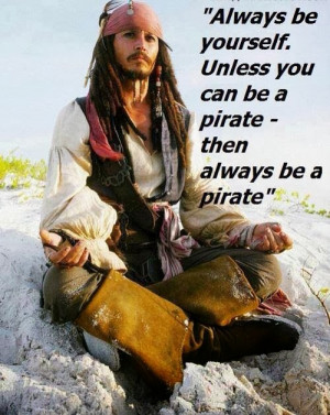 Pirate Jack Sparrow Quotes
