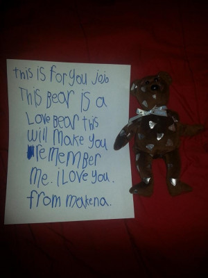 Little Sister's Note To Sibling Leaving For College Will Make Your ...