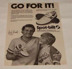 George Brett Spot Bilt Shoes