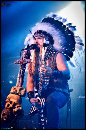 Zakk Wylde Tattoo Pictures...