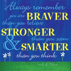 NICU art from EVERYtinyTHING.com Adorable inspirational quote for the ...