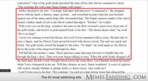 Game Of Thrones Quotes – Khaleesi