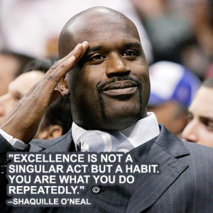 shaq # shaquille o neal # basketball # basketball quote # quote # shaq ...