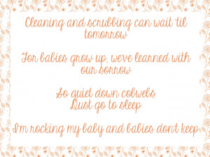 Uplifting Quotes for New Moms