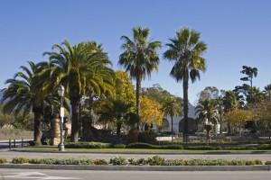 Chase Palm Park Santa Barbara California
