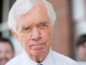 Senior Aide to Senator Thad Cochran Charged with Drug Possession