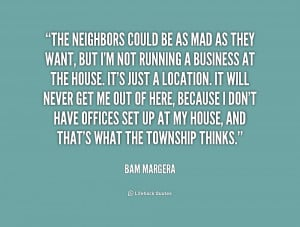 Neighbors Quotes