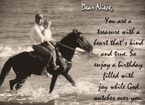 Niece You Are Christmas Tree...