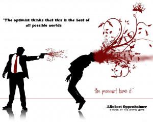 Robert Oppenheimer quote