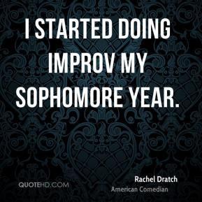 rachel dratch rachel dratch i started doing improv my sophomore jpg