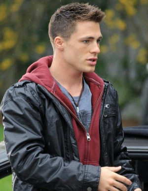Arrow - Colton Haynes as Roy HarperColton Haynes 3