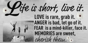 ... Them: Quote About Memories Are Sweet Cherish Them ~ Daily Inspiration