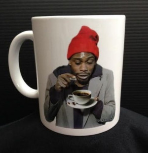 Tyrone Biggums 11 oz Ceramic Coffee Cup Mug Dave Chappelle's Show ...