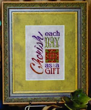 Cherish Each Day - Cross Stitch Pattern