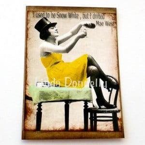 vintage sayings postcards