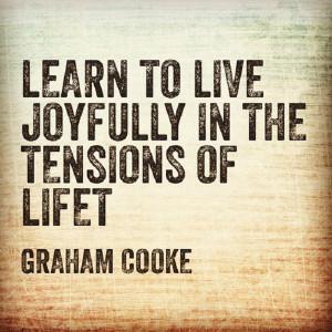 live joyfully quote inspiring you to live each day joyfully by graham ...