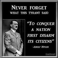 Holocaust Imagery Taints Gun Control Debate