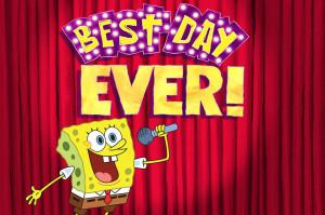 spongebob quotes best day ever