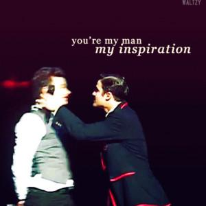 Kurt's poem & Blaine quotes